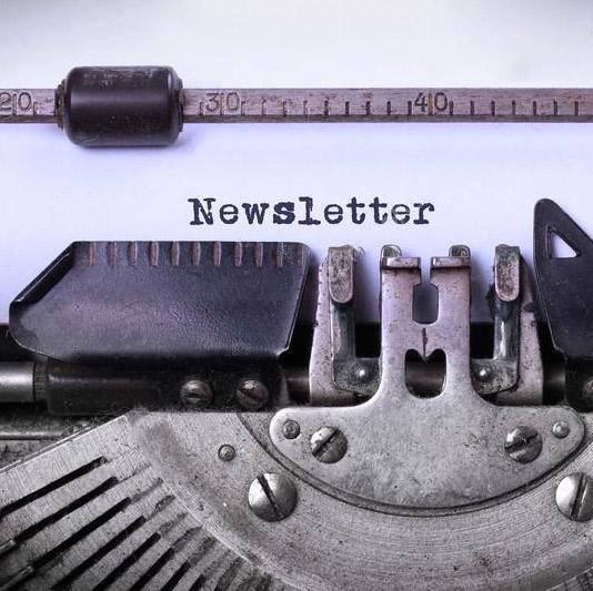 Calamite pubblicitarie Newsletter